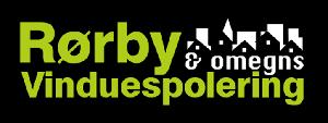 Rørby & Omegns Vinduespolering Logo